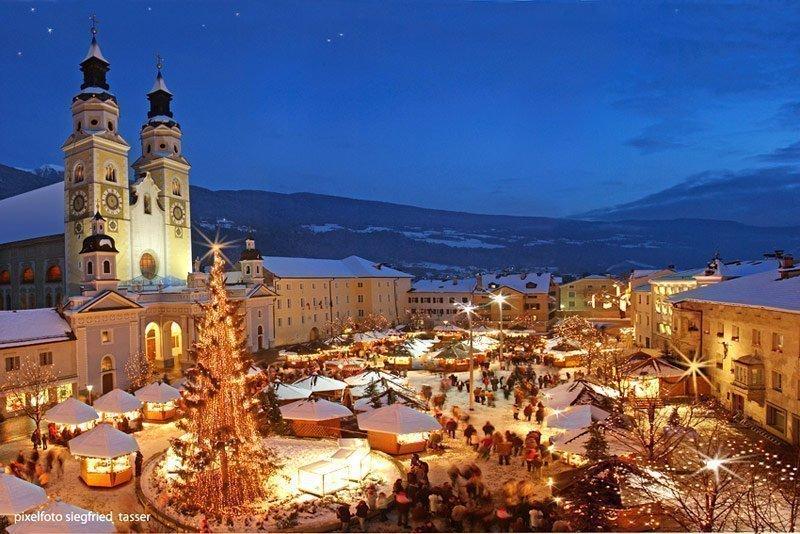Vacanze mercatino di natale bressanone valle isarco for Hotel a bressanone centro storico